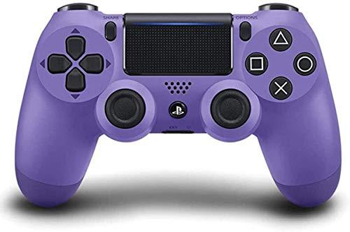 PS4 Controller Der Vie RTE Generation Ps4-Controller Drahtloser Bluetooth Spiel-Controller VerfüGt üBer Led-Beleuchtung Und Vibration Funktionenps4 Game Console-ZubehöR lila