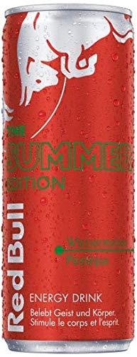 Red Bull Energy Drink, Summer Edition Wassermelone, (12 x 250 ml)