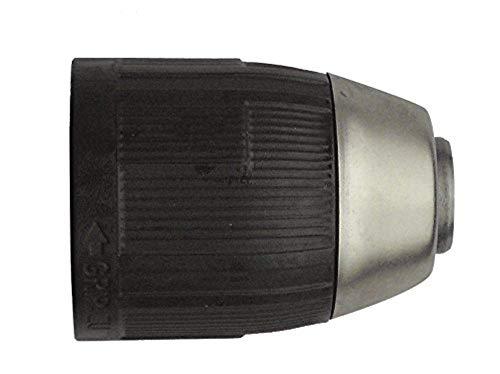 """MAKITA P-15718 P-15718-Portabrocas automatico 1/2""""-20 Sistema Lock Capacidad de 1.5-13 mm para Modelos HP1631 HP1621 6310 HP1641, Negro"""