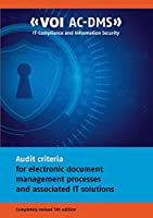 Audit criteria for electronic document management processes and associated IT solutions