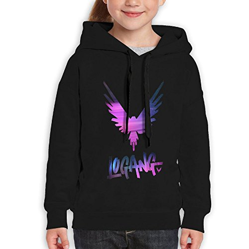 Logan Paul Maverick Boys'Or Girls Cotton Hoodie