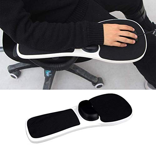 Armrest wrist rest pad,Adjustable Mouse Pad Health Care Arm Support, Only for Chair,1PCS