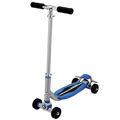 Next Sport niños City Scooter Fuzion de 4 en 1 Niños Scooter, Infantil, City Scooter Fuzion 4-in-1, Azul, Talla única
