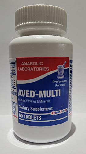 Anabolic Laboratories - Aved-Multi (60 Tablets)