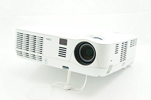 NEC NP-V300W - DLP Projector - 3D Ready - 3000 ANSI lumens - WXGA (1280 x 800) - Widescreen - High Definition 720p