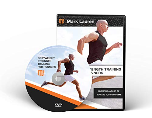 MARK LAUREN You are Your Own Gym | Bodyweight Calisthenics Workout DVDs (Bodyweight Training for Runners)