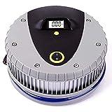 ZWYSL Gonfiatore Elettrico Digitale for Pneumatici con Luce LED Pompa for Auto for Auto, Bicicletta, Moto e Altri gonfiabili
