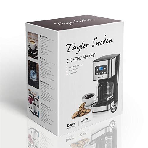 Taylor Swoden Cafeteras de goteo