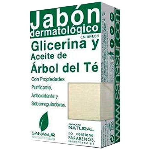 Sanasur Jabon Glicerina Arbol Del Te 100Gr. 100 G