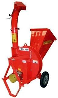 Triturador con toma de fuerza Caravaggi BIO 190 T C – Diámetro 10 cm – para tactor de pequeña potencia