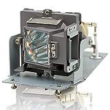 Aimple W1090 Lampe de Rechange pour BenQ W1090 TH683 HT1070 BH302 5J.JED05.001 Ampoule Vidéoprojecteurs avec boîtier