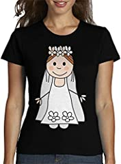 Camiseta Cooltee Novia-Despedida para Mujer