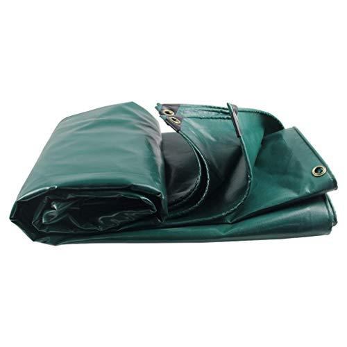 SAP- Toile imperméable de bâche de PVC de Toile de bâche de Toile épaisse de Tissu Stable (Size : 5m*10m)