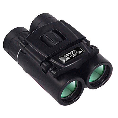 AOGOTO 40 * 20 HD Mini-Fernglas, tragbares Wandern im Freien, Vogelbeobachtung, lebendige Farben, HD-Optik, Keine Augenschäden, 2000-20000 Meter