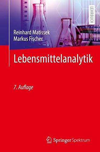 Lebensmittelanalytik (German Edition)
