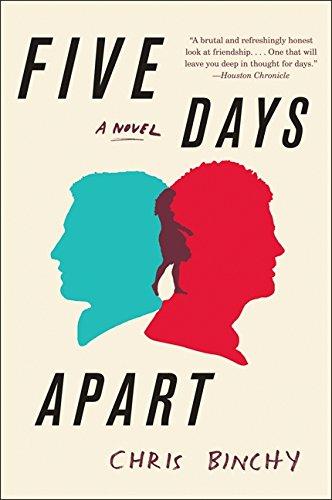 Image of Five Days Apart: A Novel