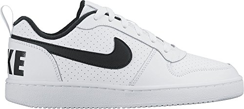 Zapatillas/NIKE:NIKE Court Borough Low (GS) 37.5 W