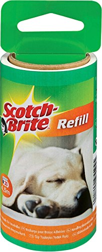Scotch-Brite 837RP-30 Replacement Roller for Pet Hair Lint Roller,...