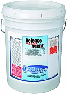 concrete release agent powder