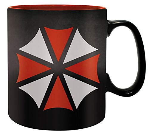 ABYstyle - RESIDENT EVIL - Taza - 460 ml - Paraguas