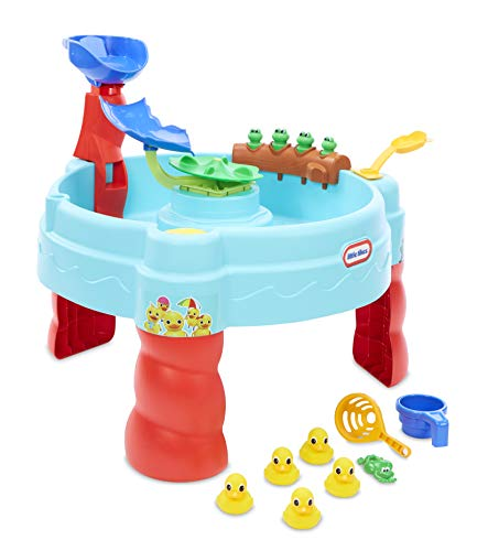 Little Tikes Little Baby Bum 5 Little Ducks Water Table, Multicolor, 28.00 L x 28.00 W x 26.50 H Inches