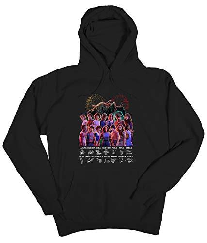Stranger Things Season 2 TShirt Hoodie Long Sleeve Sweatshirt