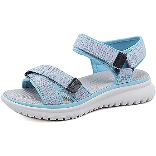 WBS Deportes al Aire Libre Zapatos de Verano Casuales Flip Flops para Hombre para Mujer Zapatillas de Malla Transpirables Jardín Clogs Playa Sandalias ahuecadas