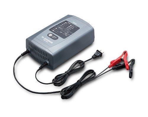セルスター バッテリー充電器 DRC-600 (フロート+サイクル充電)12Vバッテリー専用