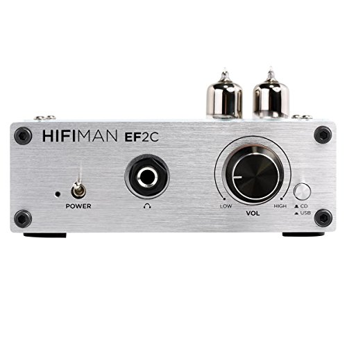 HIFIMAN EF2C USB-DAC Headphone Amplifier