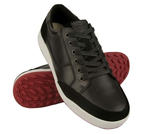 Zerimar Zapatos de Golf Hombre |Zapato Golf Piel | Zapatos Hombre Deportivos | Zapatos Hombre Golf | Zapatillas Deporte Hombres | Zapatillas de Golf Hombre