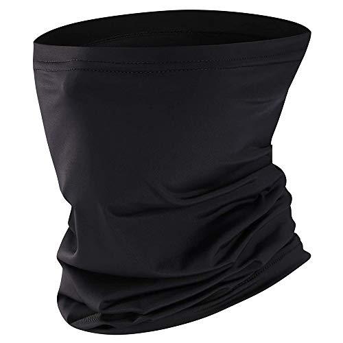 Tatopa Multifunktionstuch Halstuch Schlauchtuch - Mundschutz Sturmhaube Schlauchschal Gesichtsmaske - Atmungsaktiv Stirnband Piratentuch Maske für Damen und Herren