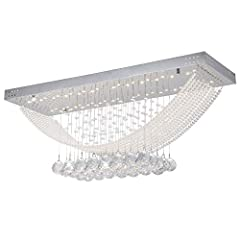 Design LED Glas Dimmbar