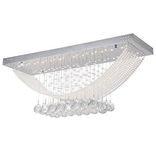 Lewima Design LED Glas Dimmbar Bild