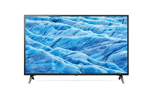 LG 43UM7100PLB Smart TV LED 4K AI Ultra HD da 43 , Active HDR, Google Assistant e Alexa Integrati, Pannello IPS, Versione 2019