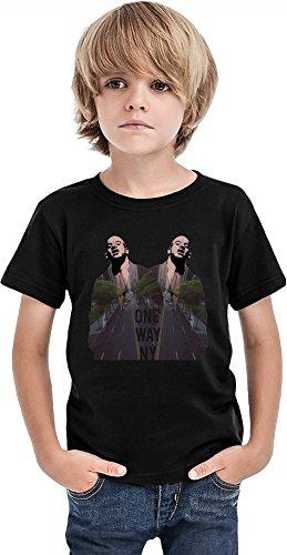 Vin Diesel One Way NY Camiseta para niños, Negro, 2-3 Años