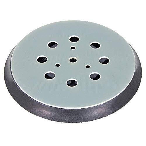 Schleifteller hart für Kress Ø 150mm Klett-Schleifscheiben - Stützteller mit 15-Loch-Absaugung - in hart, medium und soft verfügbar - DFS