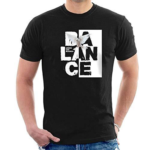 ling Armin Van BUUREN Balance T-Shirt Progressive Trance A73 Black S