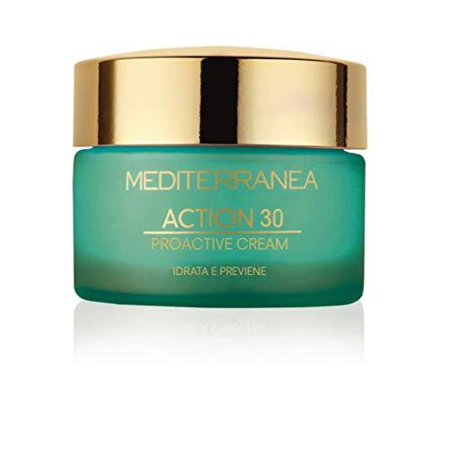 Mediterranea - Action 30 Proactive Cream - Crema Viso Idratante...