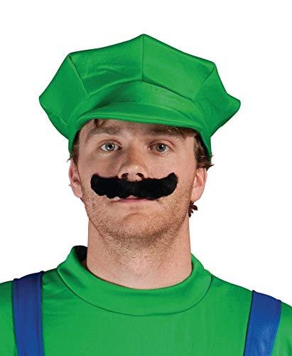 Casquette de plombier verte