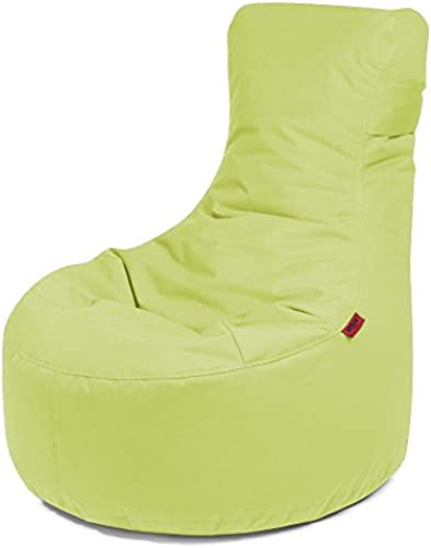 Outbag 01SLS-PLU-lim Slope Plus XS Outdoor Sitzsack   Sessel - Lime