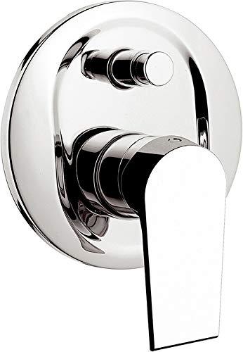 Rubinetterie Mariani Artic rubinetto miscelatore incasso doccia con deviatore