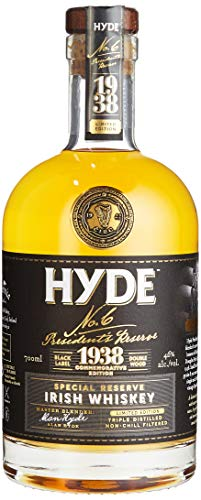 Hyde No. 6 Resident's Reserve Commemorative Edition 1938 Whisky (1 x 0.7 l)