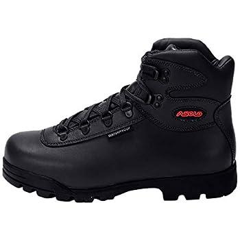 Asolo Men s Sunrise Hiker Boot,Black,9.5
