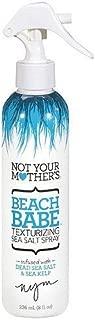Not Your Mother's Beach Babe Texturizing Sea Salt Spray 8 Ounce 3 Pack