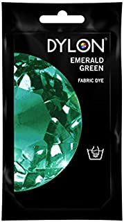 DYLON Hand Dye, Powder, Emerald Green by Dylon