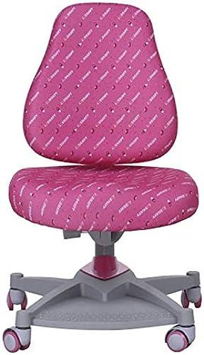 Ergodesk Verstellbarer Stuhl E-02 Rosa