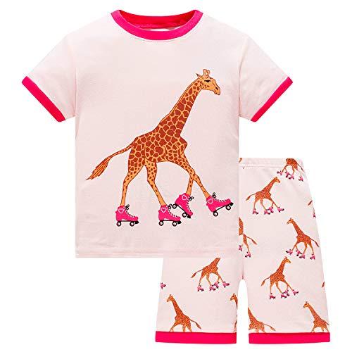 Pijama Jirafa Niña  marca DAUGHTER QUEEN