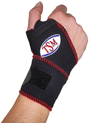 TSM Sportbandage Handgelenkgurt aktiv, One Size, 2112