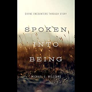Spoken into Being cover art