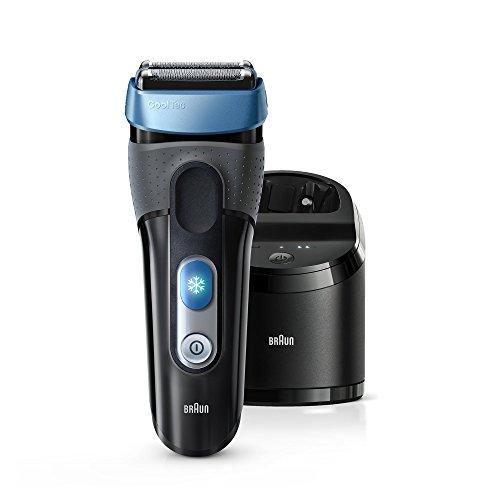 Braun CoolTec CT2cc - Afeitadora recargable, tecnología de enfriamiento activo